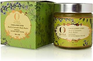 Ohria Ayurveda Basil & Lavender Body Butter For Even Skin Tone, 100g
