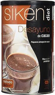 Siken Diet Desayuno - Bote de 400 g de cacao, 84 Kcal/ración
