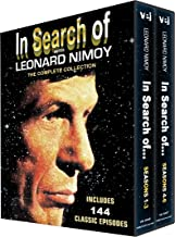 in search of leonard nimoy dvd set