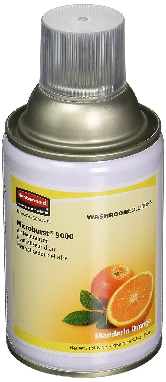 Rubbermaid Commercial Microburst 9000 Refi Max 44% OFF Aerosol Free shipping Freshener Air