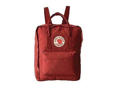 Fjallraven Kanken (Deep Red) Backpack Bags