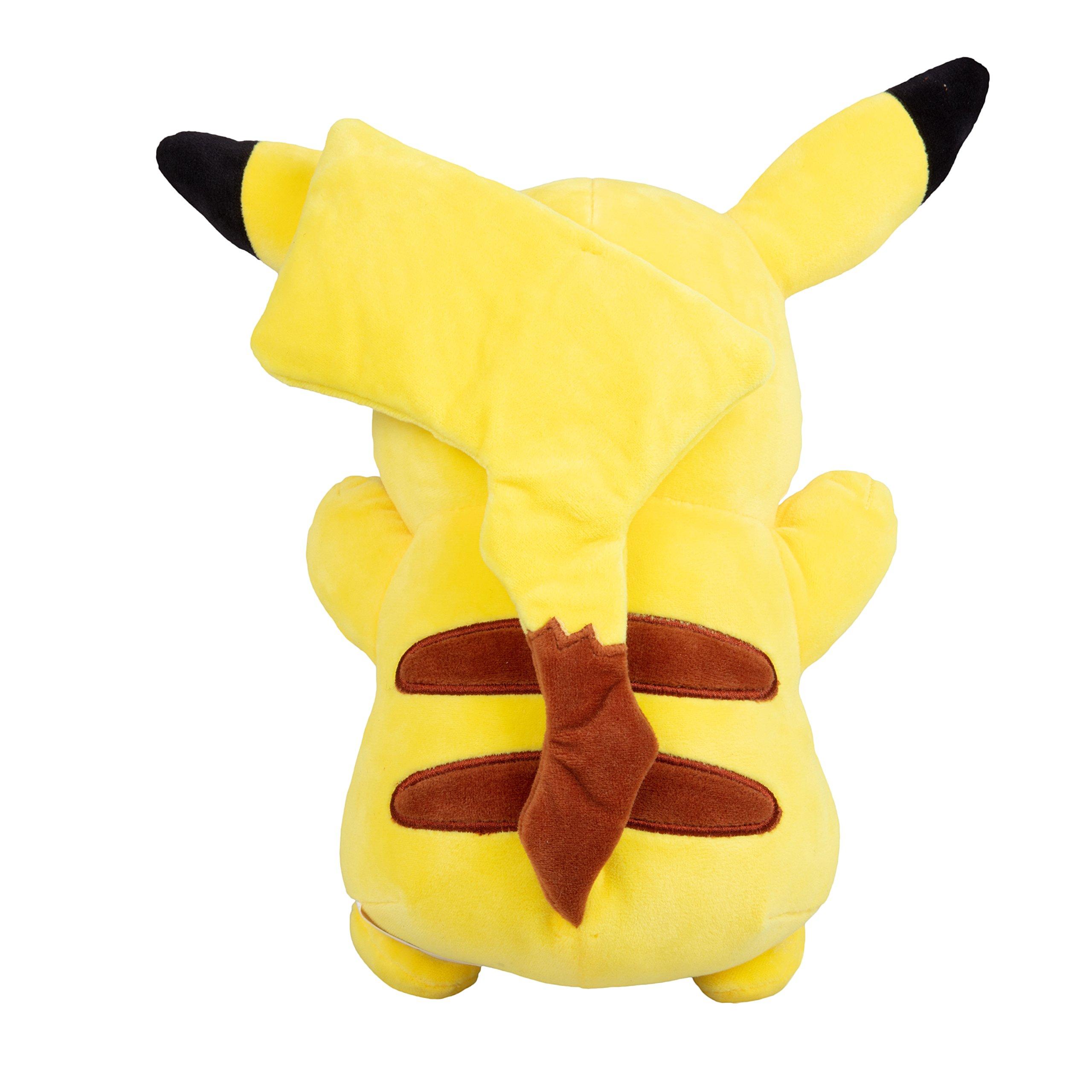 "Pokemon Plush, Large 12"" Inch Plush Pikachu"