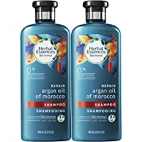 2-Pack Herbal Essences Bio:Renew Repair Argan Oil Shampoo (13.5 fl oz)