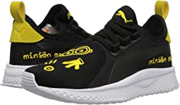 Puma Black/Puma White/Minion Yellow