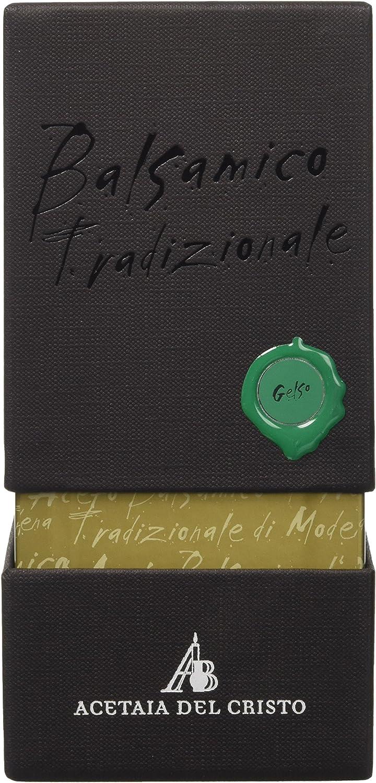 Acetaia del Cristo PEP-EL Aceto Balsamico Tradizionale di Modena DOP Extravecchio - 100 ml