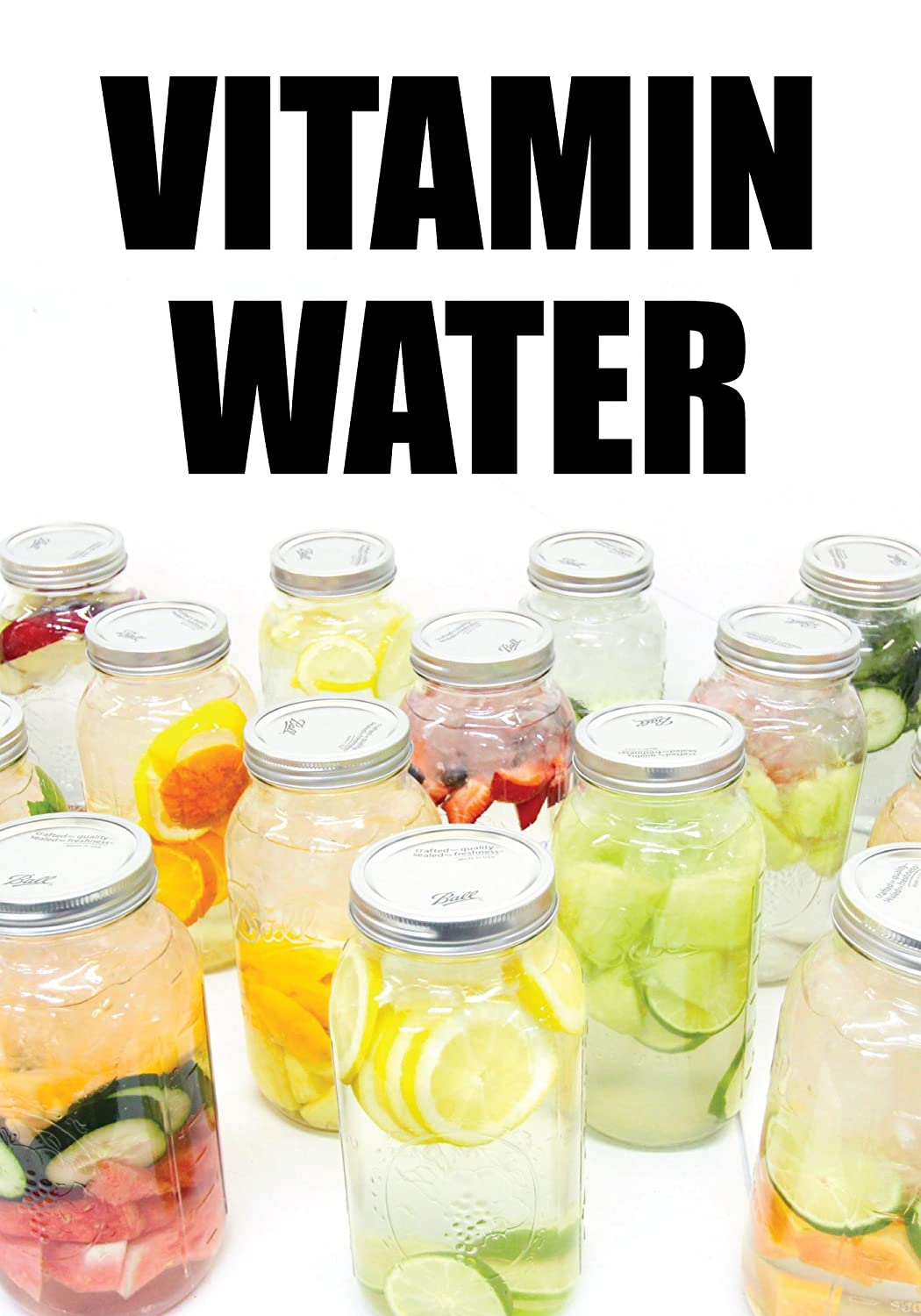 Vitamin Water (English Edition)