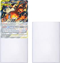 Totem World 5 Pack of 6x9 Protector Topload Toploader Display Holders - Perfect for Pokemon Jumbo Cards