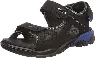 ECCO 中性款儿童 Biom Raft 露趾凉鞋