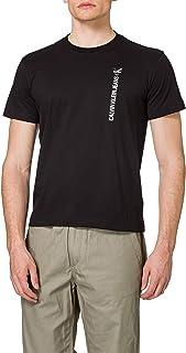 Calvin Klein Men's CK VERTICAL BACK GRAPHIC T-Shirt