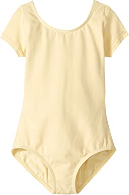 Capezio Kids - Classic Short Sleeve Leotard (Toddler/Little Kids/Big Kids)