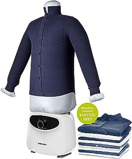 LADENDRA Repasser pour chemises avec mannequin 2 en 1 - Machine à repasser pour chemises - Machine à repasser pour repasse...