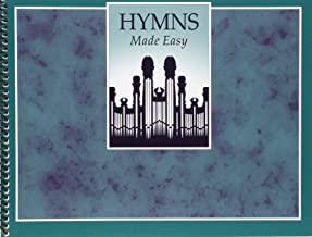 easy piano lds hymns