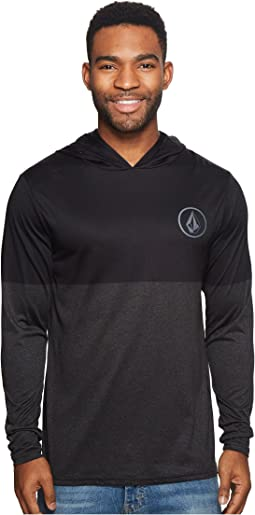 Volcom Lido Heather Block Long Sleeve
