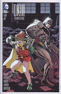 Dark Knight III Master Race #1 KLAUS JANSON 1:25 Variant Cover