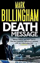 表紙: Death Message (Tom Thorne Novels Book 7) (English Edition) | Mark Billingham