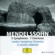 Mendelssohn: Symphony No.2 In B Flat, Op.52, MWV A 18 -