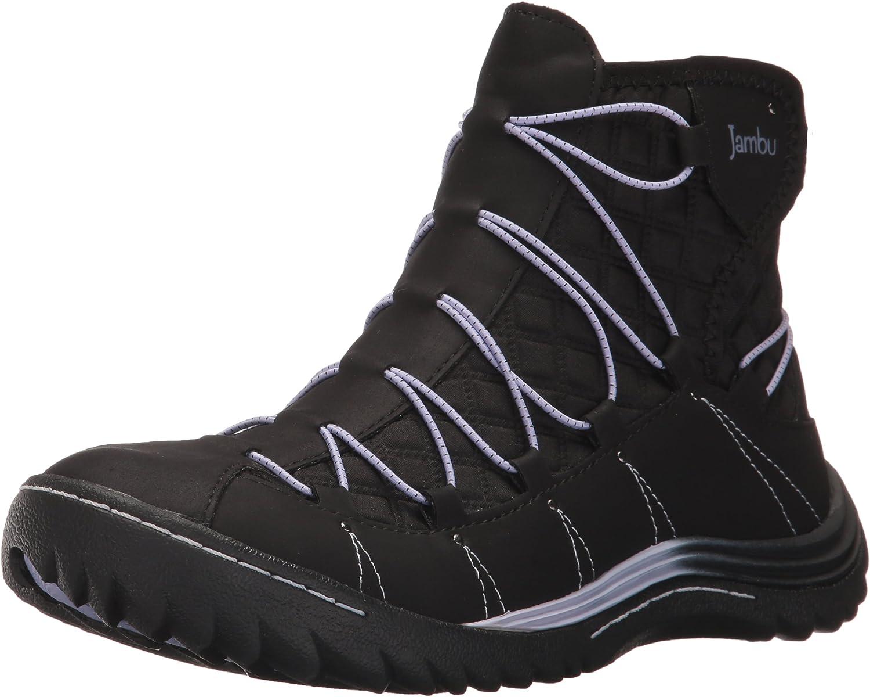 Jambu Women's Spirit Bootie Vegan Ankle Boots