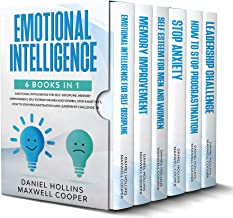 Emotional Intelligence: 6 Books in 1: Emotional Intelligence for Self-Discipline, Memory..