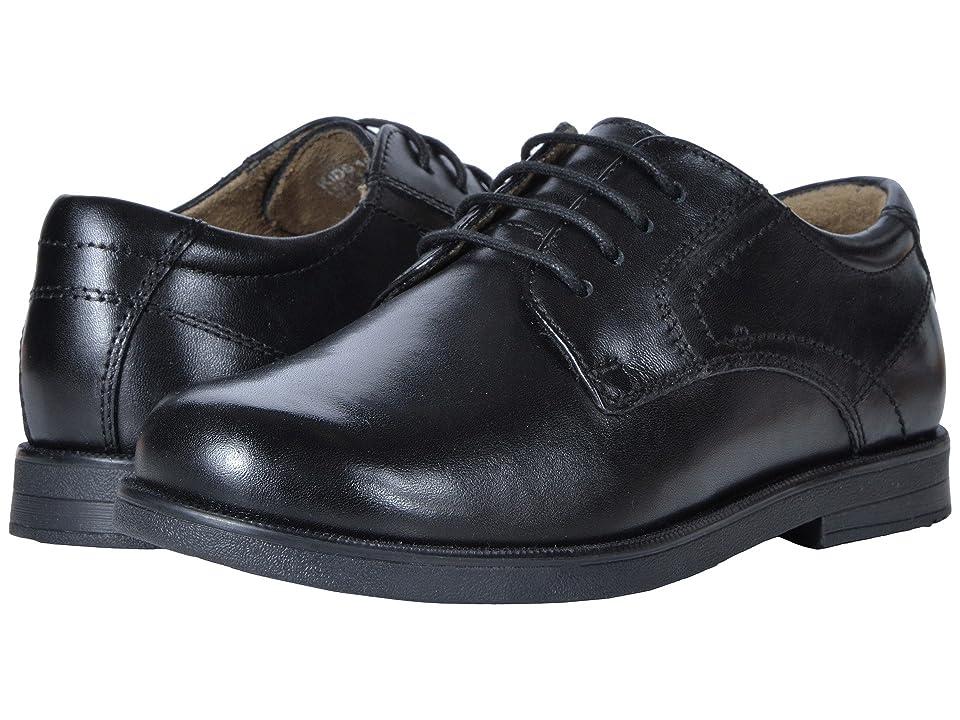 Florsheim Kids Midtown Plain Ox, Jr. (Toddler/Little Kid/Big Kid) (Black) Boys Shoes