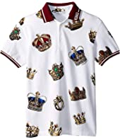 Dolce & Gabbana Kids - D&G Kings T-Shirt (Big Kids)