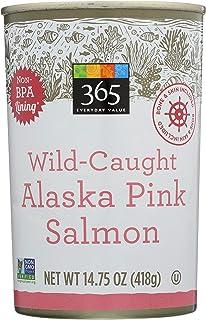 365 Everyday Value, Alaskan Wild Salmon, Pink, 14.75 oz