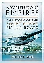 المغامرة empires: قصة قصيرة مطبوع عليه صورة of the Empire flying-boats