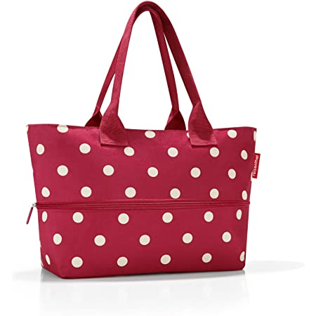 shopper e1 50 x 26,5 x 16,5 cm 50 x 35 x 16,5 cm expanded ruby dots