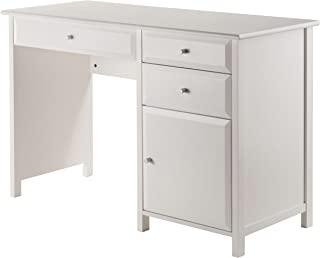 Winsome Wood 10147-WW Delta Home Office White