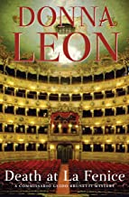 Death at La Fenice (Commissario Brunetti Book 1)