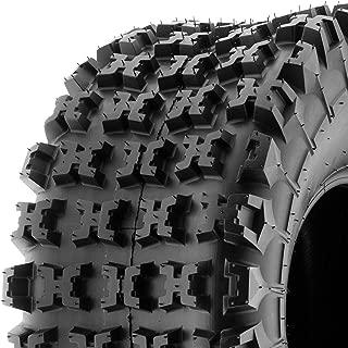 SunF A027 XC ATV UTV Knobby Sport Tire 22x11-9, 6 PR, Tubeless