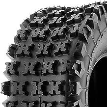 SunF A027 XC ATV UTV Knobby Sport Tire 20x11-8, 6 PR, Tubeless