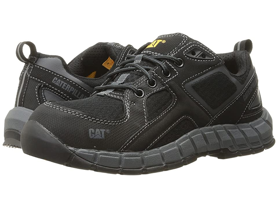 Caterpillar Gain Steel Toe (Black) Men