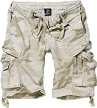 Brandit Vintage Shorts Basic Pantalones Cortos para Hombre