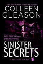 Sinister Secrets: A Ghost Story Romance & Mystery (Wicks Hollow Book 2)
