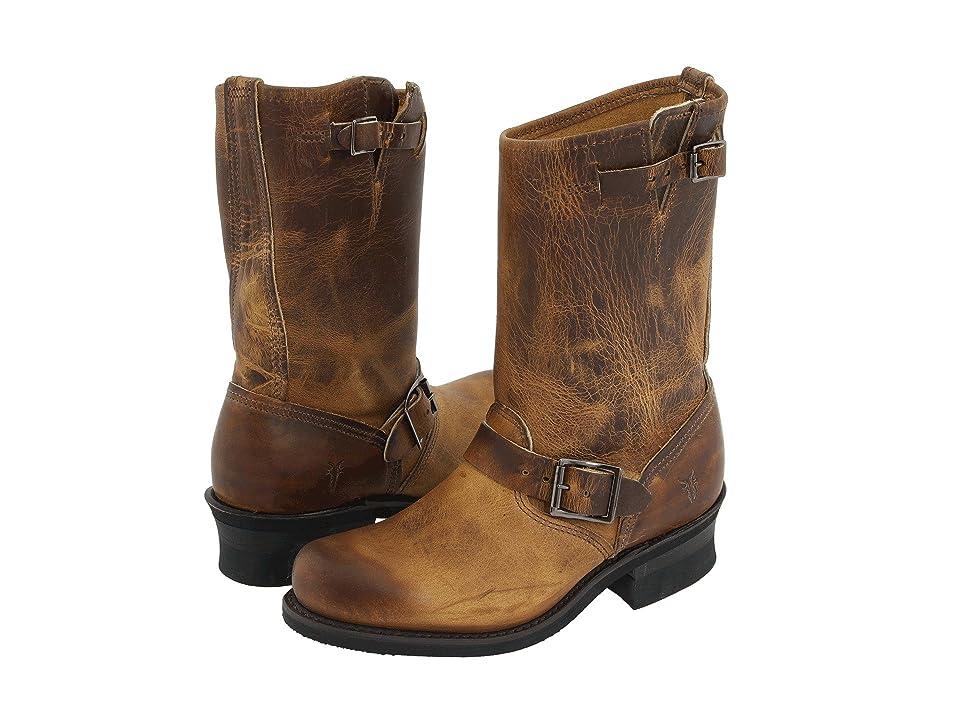 Frye Engineer 12R (Dark Brown) Women's Boots