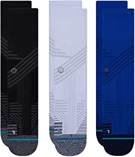 Stance, Athletic - Calcetines deportivos (3 unidades), multicolor