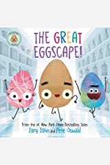 The Good Egg Presents: The Great Eggscape! (The Food Group) Kindle Edition