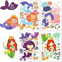 Best little mermaid sticker sheets Reviews