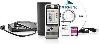 Philips DPM7700 Starter Set (alte Version), bestehend aus Diktiergerät DPM7200 und Wiedergabe Set LFH7177
