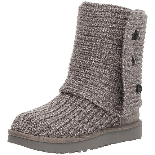 a5ae9ac673e UGG Grey Boots: Amazon.com