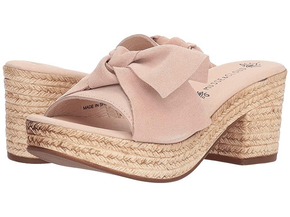 Musse&Cloud Lavyne (Pink Leather) Women