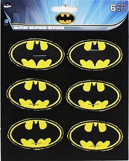 C&D Visionary DC Comics Patch-Batman Insignia 2 x 1-inch