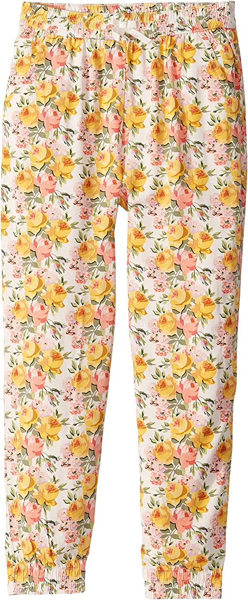 Yellow Multi Floral