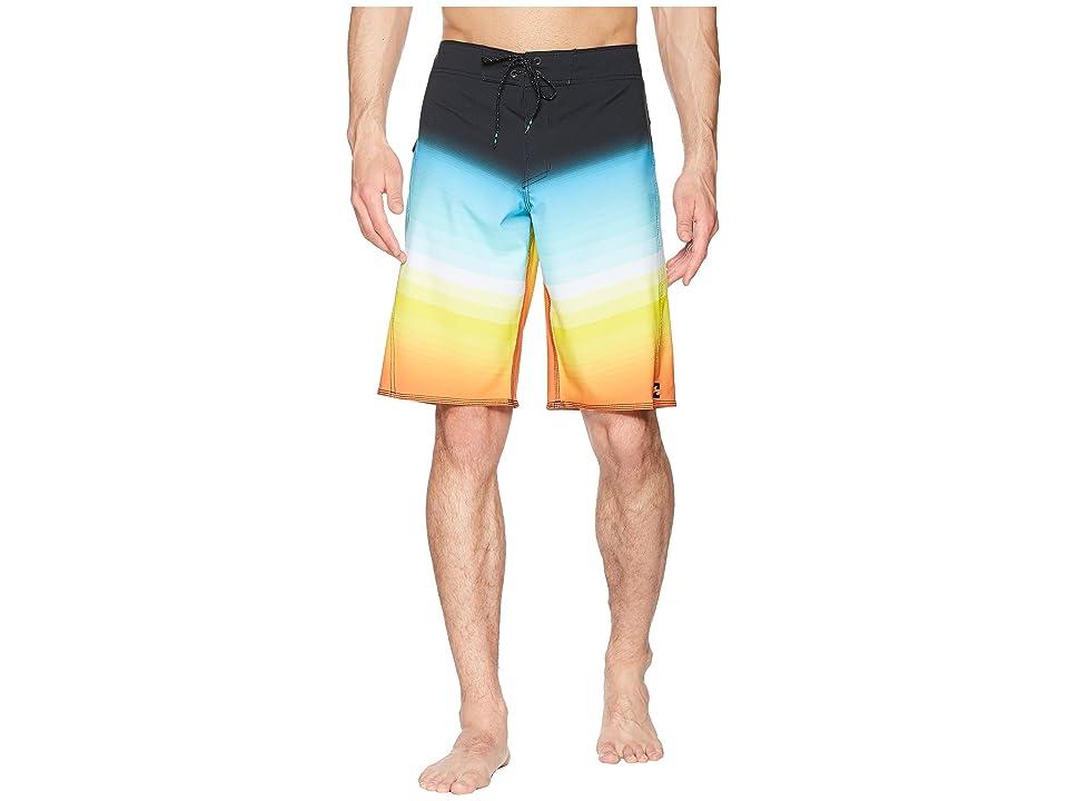 Billabong Fluid X Boardshorts (Aqua 1) Men