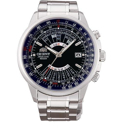 ORIENT SEU07008DX Mens Calendar Self-Winding Automatic Watch