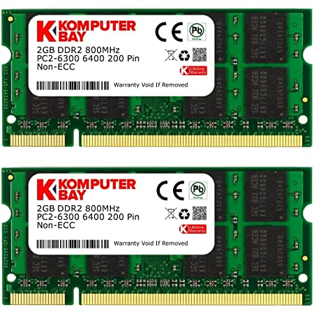 PC2-6400 NT253PA RAM Memory Upgrade for The Compaq HP 2000 Series 2230s 1GB DDR2-800
