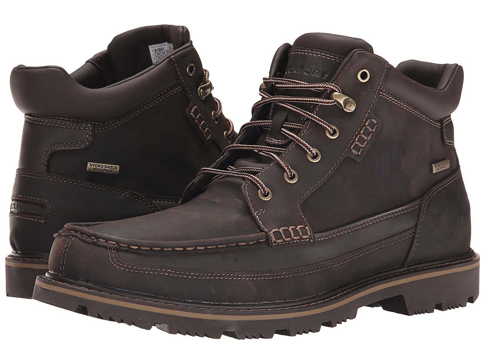 Rockport Gentlemen's Boot Moc Mid WaterproofCheap and distinctive eye-catching shoes