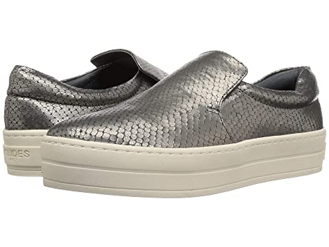 Harry, Pewter Embossed Leather