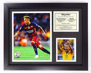 Neymar Framed 12