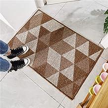 """Rainlin Indoor Doormat Entryway Non Slip Waterproof Low-Profile Mat 20""""x32"""" Machine Washable Entrance Front Door Shoes Mat..."""